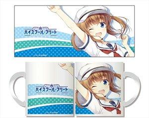 ハイスクール・フリート マグカップ 岬明乃 (キャラクターグッズ)