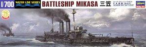 日本海軍 戦艦 三笠 (プラモデル)