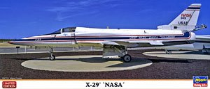 X-29 `NASA` (プラモデル)
