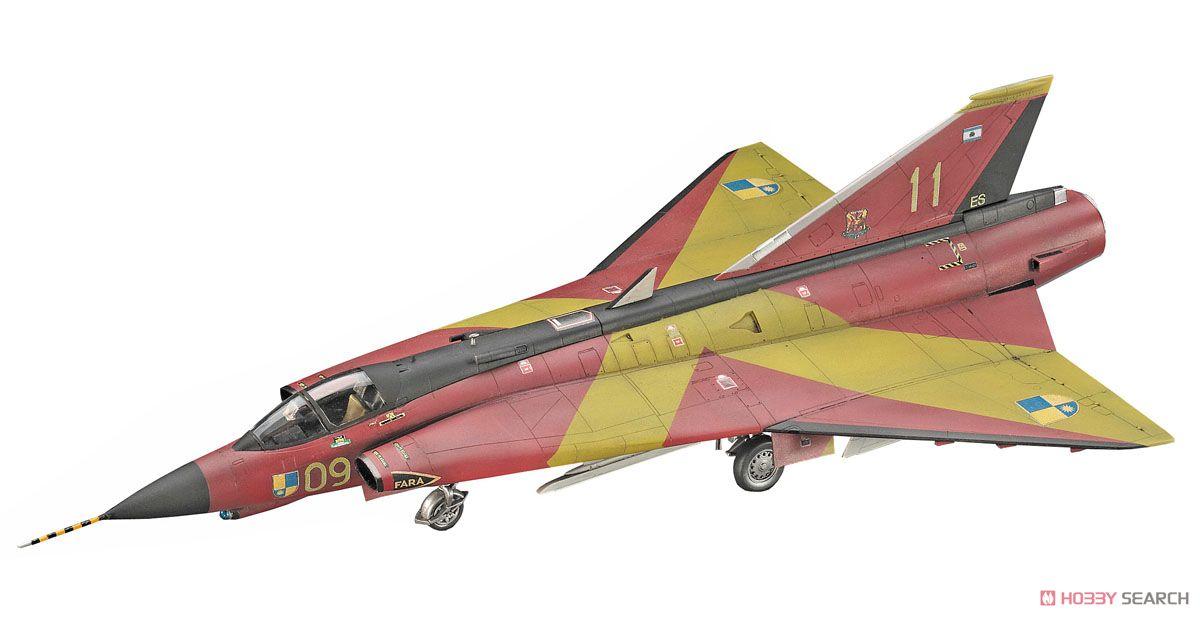 J35J ドラケン `エースコンバット エスパーダ隊` (プラモデル)