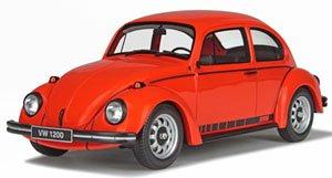VW ビートル ジーンズ 2 (フェニックスレッド) (ミニカー)