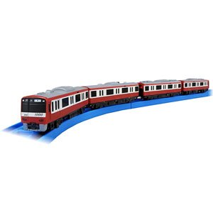 Plarail Advance AS-09 Keikyu New Type 1000 (Alumi Car) (ACS Correspondence) (4-Car Set) (Plarail)