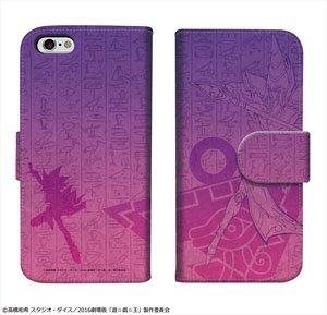 劇場版 遊戯王 THE DARK SIDE OF DIMENSIONS ダイアリースマホケース for iPhone6/6s 01 (キャラクターグッズ)