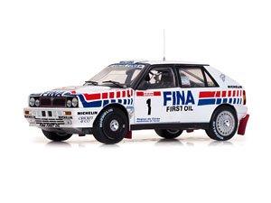 ランチア デルタ インテグラーレ 16V 1991年 ツール・ド・コルス 2位 #1 D.Auriol/B.Occelli (ミニカー)
