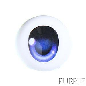 尾櫃瞳 (オビツアイ) Bタイプ 20mm (パープル) (ドール)