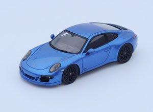 Porsche 991 GTS 2015 (Blue) (ミニカー)