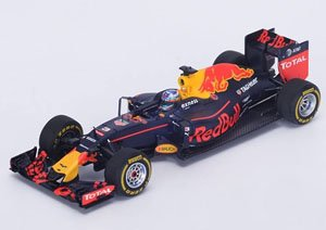 Red Bull RB12 Tag Heuer No.3 4th Australian GP Daniel Ricciardo (ミニカー)