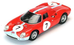 Ferrari 250 LM No.7 Winner 12H Reims 1964 Graham Hill - Jo Bonnier (ミニカー)