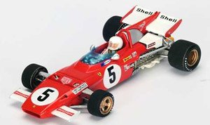 Ferrari 312B2 No.5 Winner Race of Champions 1971 Clay Regazzoni (ミニカー)