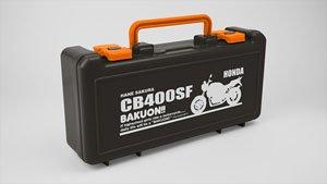 ばくおん!! ツールボックス HONDA CB400SF (キャラクターグッズ)