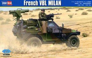 フランス VBL装甲車ミサイル搭載型 (プラモデル)