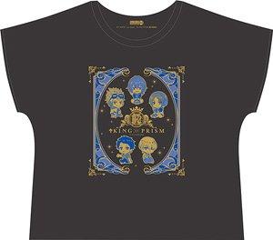 ねんどろいどぷらす KING OF PRISM by PrettyRhythm Tシャツ M (キャラクターグッズ)