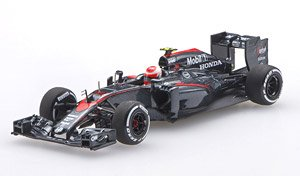 McLaren Honda MP4-30 Japan GP No.22 Jenson Button (ミニカー)