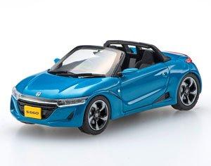 Honda S660 BLUE (ミニカー)