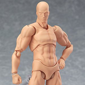 figma archetype next:he flesh color ver. (フィギュア)