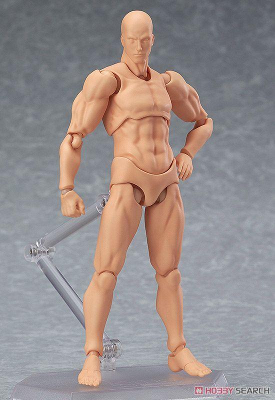 figma archetype next:he flesh color ver. (フィギュア)