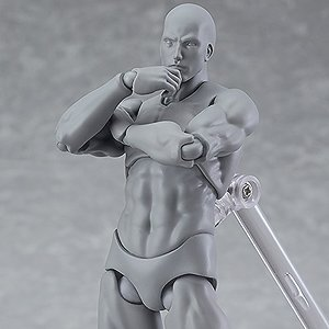 figma archetype next:he gray color ver. (フィギュア)