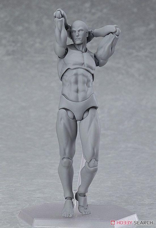 figma archetype next:he gray color ver. (フィギュア)