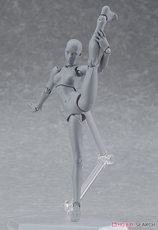 figma archetype next:she gray color ver. (フィギュア)