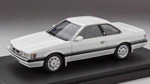 ニッサン レパード アルティマ 1986 (F31) クリスタルホワイト (ミニカー)