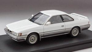 ニッサン レパード アルティマ 1986 (F31) スポーツホイール ホワイト2トーン (ミニカー)