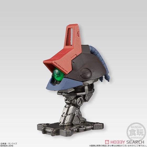 機動戦士ガンダム Machine Head 10個セット (食玩)