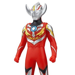 Ultra Hero Orb 02 Ultraman Orb (Burn Mite) (Character Toy)