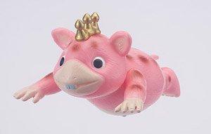快獣ブースカ 飛行タイプ (一般流通品) (ピンク) (完成品)