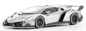 Lamborghini Veneno (グレー/ホワイトライン) (ミニカー)