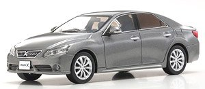 Toyota Mark X Premium (前期型) (アイスチタニウムマイカメタリック) (ミニカー)