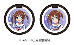 アルミブックマーカー ハイスクール・フリート 01 岬明乃 (キャラクターグッズ)