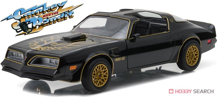 Hollywood Series 1 - Smokey and the Bandit(1977) - 1977 Pontiac Firebird Trans Am (ミニカー)