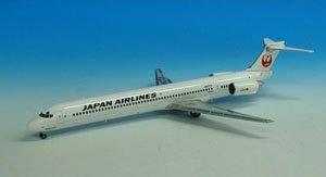 JAL MD-90 「鶴丸」 塗装 (完成品)