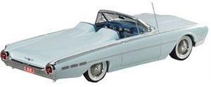 1962 フォード サンダーバード スポーツロードスター (スカイミントブルー) (ミニカー)