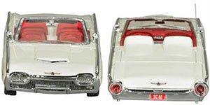 1962 フォード サンダーバード スポーツロードスター (コリントホワイト) (ミニカー)