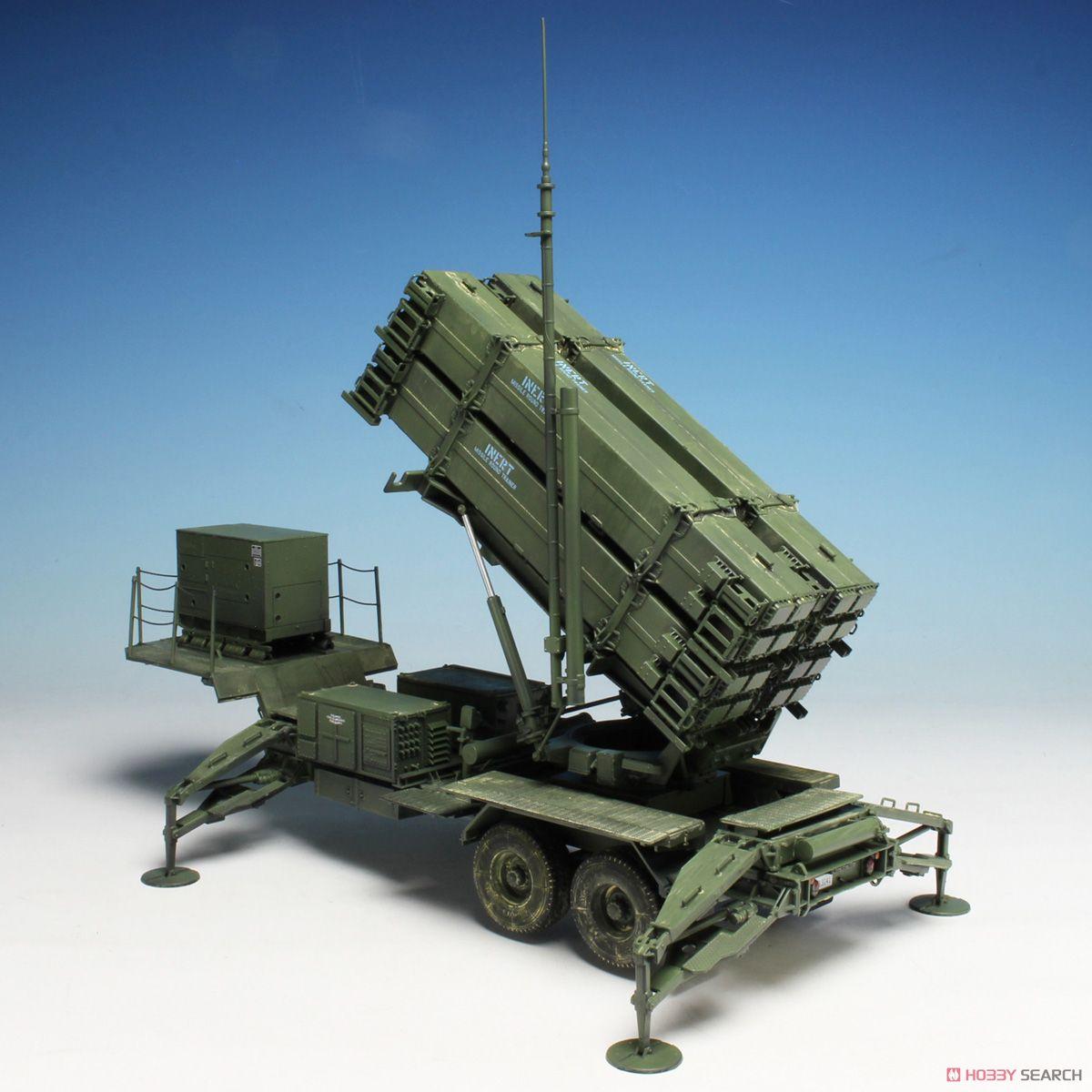 1/35 MIM-104F パトリオット(ペトリオット) SAM PAC-3 M901発射機 (プラモデル)