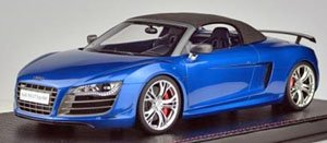 Audi R8 GT Spyder (セパンブルー) (ミニカー)