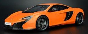 McLaren 650S Coupe (パールオレンジ) (ミニカー)