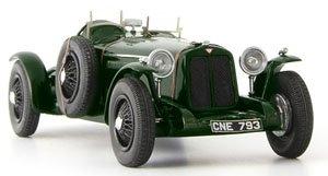 アルヴィス スピード 20 SA 4.3L スペシャル 1932 ダークグリーン (ミニカー)