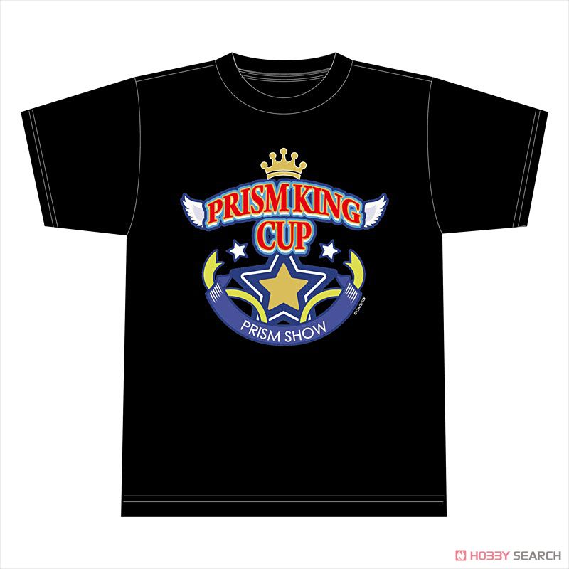 KING OF PRISM by PrettyRhythm PRISM KING CUP Tシャツ Sサイズ (キャラクターグッズ)