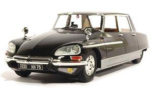 シトロエン DS21 シャプロン ロレーヌ 1969 ヘッド&テールライト点灯 大統領バージョン (ミニカー)