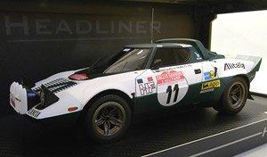 Lancia Stratos HF (#11) 1975 Sanremo (ミニカー)