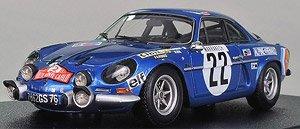Alpine Renault A110 1600S(#22)1971 Monte Carlo (ミニカー)