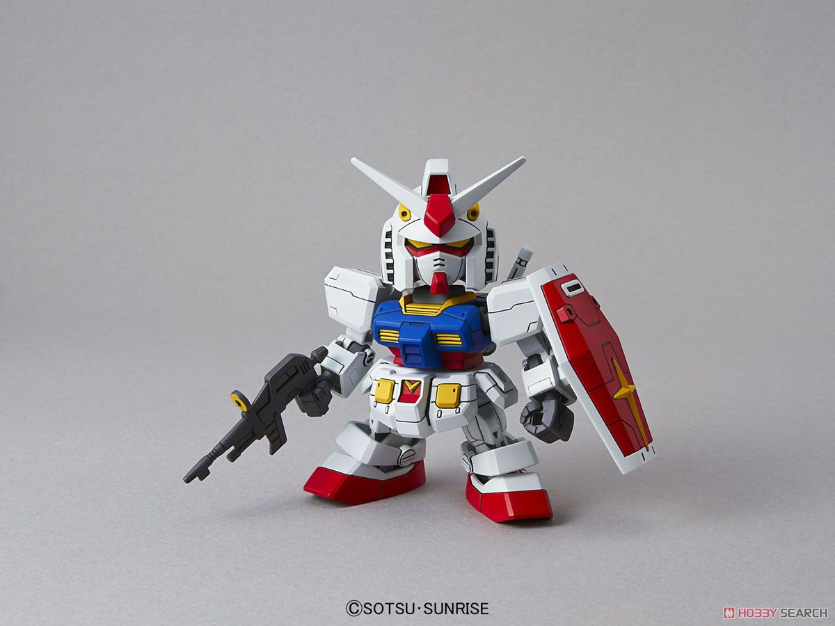 SD Gundam EX-Standard RX-78-2 Gundam (SD) (Gundam Model Kits) Item picture2