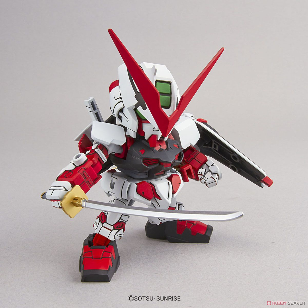 SD Gundam EX-Standard Gundam Astray Red Frame (SD) (Gundam Model Kits) Item picture3