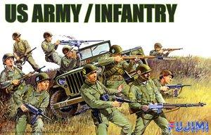 アメリカ陸軍歩兵セット (プラモデル)