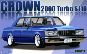 Toyota Crown 2000 Turbo S110 (Model Car)
