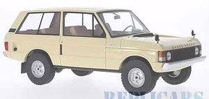 レンジローバー サフィックスA 1970 ベージュ (ミニカー)