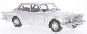 プリムス ヴァリアント 4ドア セダン 1960 シルバー (ミニカー)