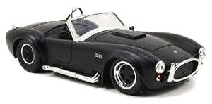1965 SHELBY COBRA /BLACK Blackstrips (ミニカー)